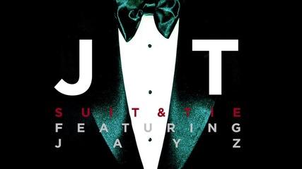 Дългоочакваното завръщане е факт! Justin Timberlake - Suit & Tie ft. Jay Z