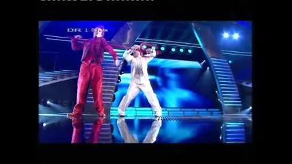 Най - лудия танц на ангела и демона