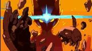 Zero Vs Omega Zero Decisive Battle