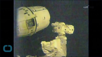 Back to Earth: SpaceX Capsule Departs International Space Station