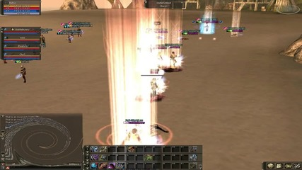 Lineage 2 Fatalcrew Pvp action
