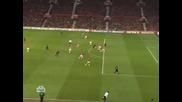 Manchester United - Milan (4 - 0) - Всички Голове!!