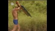 Survivor 4 Philippines Светлин Занев - най - добри моменти