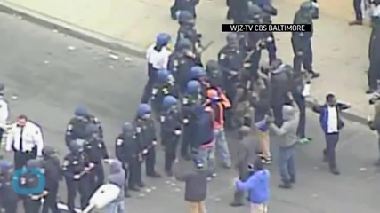 Who Shot the Viral Video Of Mom Beating Son for Rioting in Baltimore?