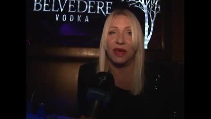 Vesna Zmijanac - Intervju - (Tv Budva 2014)