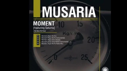 Musaria ft. Saturna - Moment (atjazz Astro Remix)