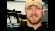 Най-смъртоносният снайперист убит от психически травмиран ветеран 2
