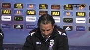 Старши треньорът на Валенсия: Не правиме разлика между отборите