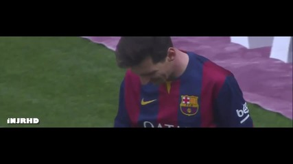 Най-доброто от Лионел Меси срещу Валенсия (18.04.2015)