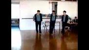Greek Dancing - Barba Giani Hassapiko