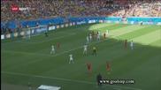 Белгия 2:1 Алжир 17.06.2014