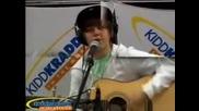 Justin Bieber on Kidd Kraddick