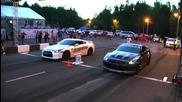 Nissan G T R / G T T 1000 срещу Nissan G T R Boostlogic Godzilla