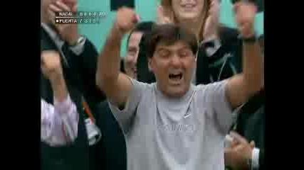 Nadal - Puerta Rg Final - Highlights