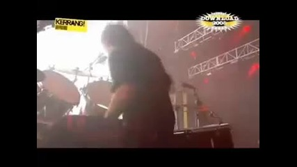 Slayer - Raining blood @ Download 2005