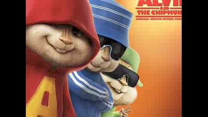 Alvin And The Chipmunks - We Will Rock You Queen