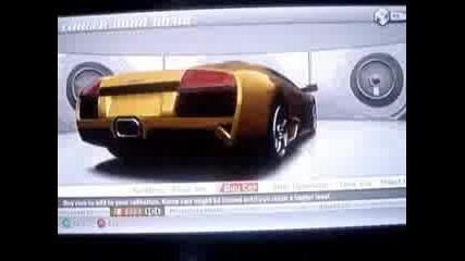 Копуване на Lamborghini Murcielago Lp640 в Forza 2