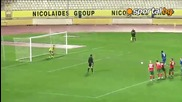 Левски - Локомотив (москва) 2:0