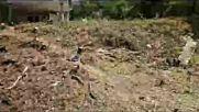 озеленяване разчистване мулчиране дробилка