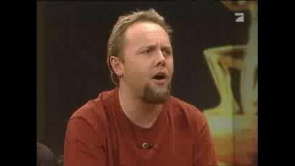 Metallica - tv Total Interview 2003