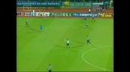 Левски 2 - 0 Artmedia