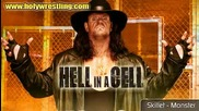 Skillet - Monster - Wwe - Hell In a Cell Theme Song ( Skillet - Monster ) 2009 Vbox7
