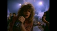 • Ретро • Превод • Bon Jovi - Runaway H Q + Lyrics