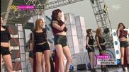 130727 Girl's Day - Female President @ Music Core Ulsan Summer Festival