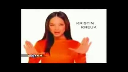 Kristin Kreuk - Watch Me Shine