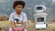 Peruvian teacher invents robot to help distance students amid pandemic