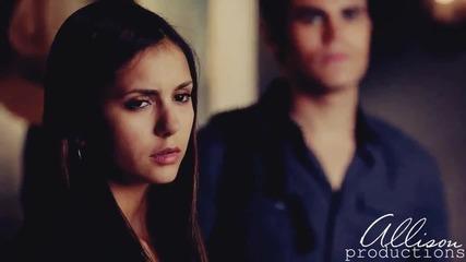 Damon & Elena // Wrecking Ball