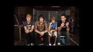 Exclusive Mcfly Video From Olympic Studios