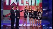 Britains Got Talent - Еscala semifinal