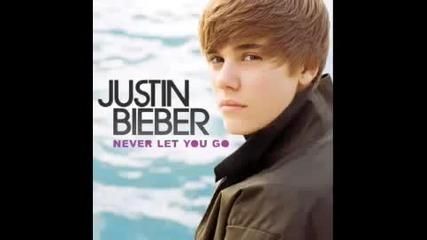 Never Let You Go - Justin Bieber w Lyrics Bg - sub