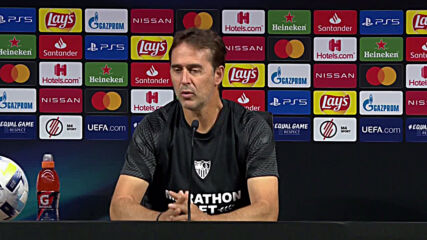 Hungary: Sevilla manager Lopetegui pledges club's 'better version' in Super Cup game against Bayern