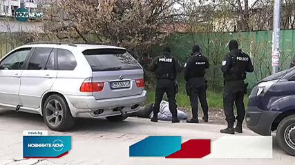 Арестуваха полицай в София