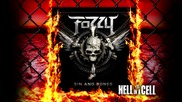 Fozzy - Sandpaper ( Hell in a cell 2012 official theme song )