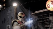 T-mass - White Ranger Tiger Power (video)