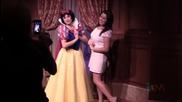 Princess Fairytale Hall tour with Rapunzel, Cinderella, Snow White, and Aurora at Walt Disney World