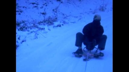 Snow Rider - Zlatograd