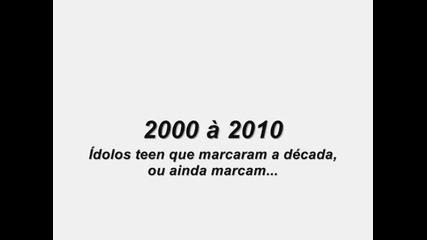 (2000-2010) Rbd сред изпълнителите, белязали цяло поколение