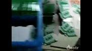 Най - бързото опаковане на карти в китай