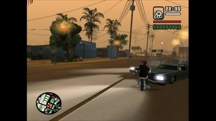 grand theft auto san andreas cripppin with eazy-e