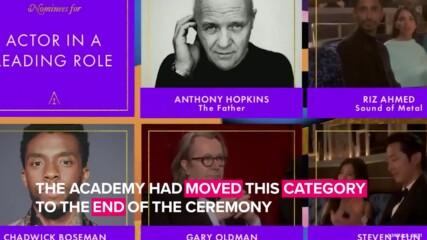 Топ 5 най-странни моменти на Оскарите тази година
