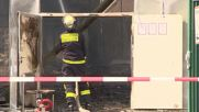 Germany: Emergency services hit Dusseldorf refugee centre after fire guts building