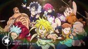 Nanatsu no Taizai Season 2 Opening 2 Full - Sky Peace - Ame ga Furu kara Niji ga Deru