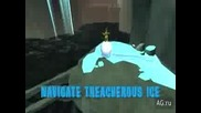Ice Age: Dawn of the Dinosaurs (2009) The Game Triler
