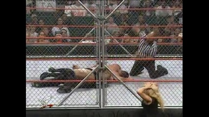 Рикиши Срещу Вал Винъс: Мач В Клетка - Fully Loaded (2000)