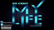 50 Cent - My Life ft. Eminem & Adam Levine ( Full Version 2012 )