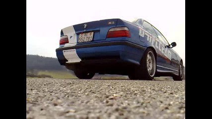Bmw M3 E36 3.2 Original Sound